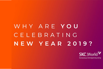 Why are you celebrating New Year 2019?