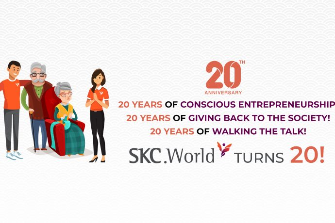 SKC World: 20 Years of Spreading Joy and Consciousness!